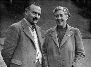 Agatha e il secondo marito Max