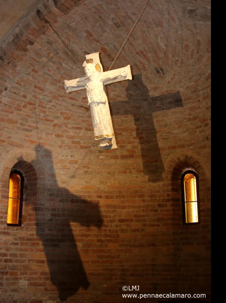 Rotonda di San Lorenzo. Particolare