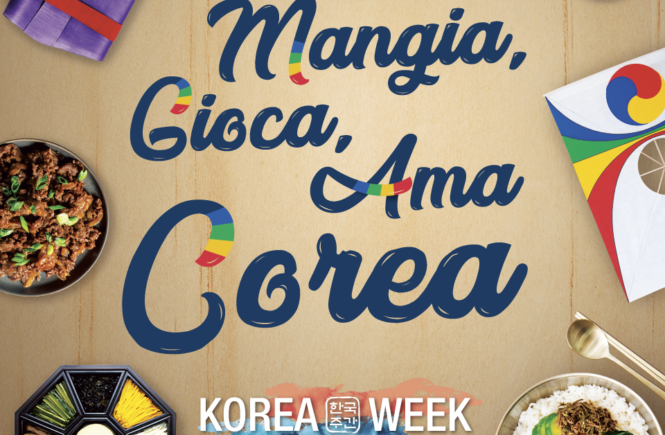 korea week